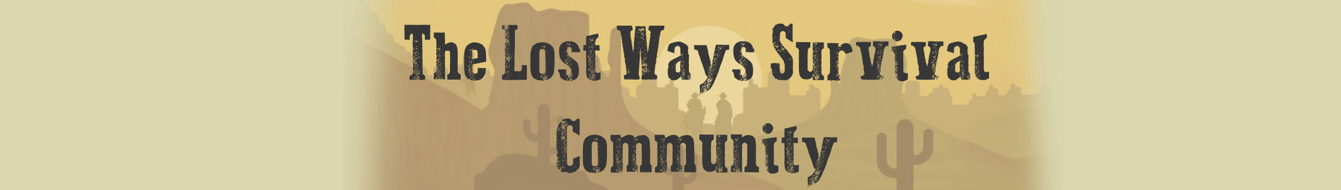 LostWays Community